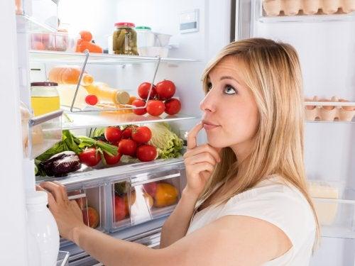 Alimentos estimulantes de la energía