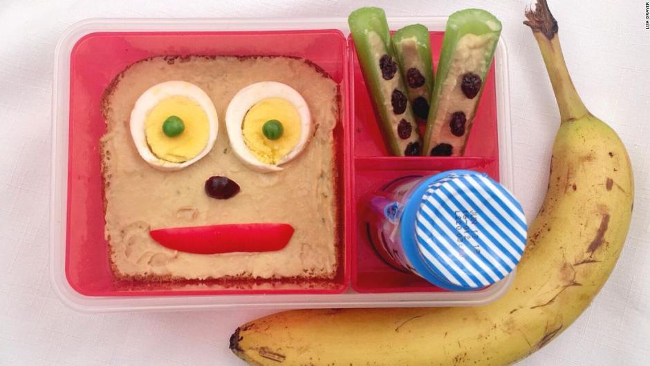 Ideas sencillas para el almuerzo escolar que les encanta a los niños